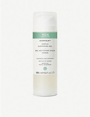 REN: Evercalm Gentle Cleansing Gel 150ml