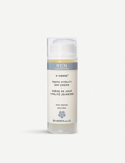 REN: V-Cense Youth Vitality Day Cream 50ml