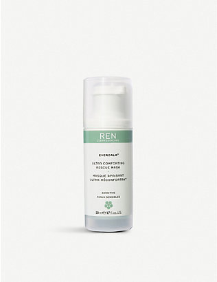 REN: Evercalm Ultra Comforting Rescue Mask 50ml