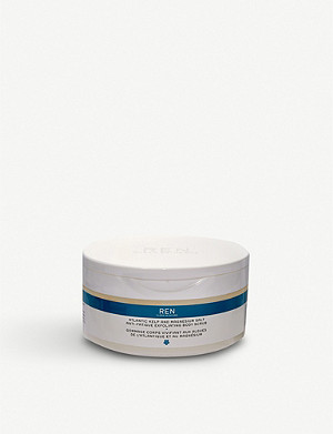 REN Atlantic Kelp and Magnesium Salt Anti-fatigue Exfoliating Body Scrub 150ml