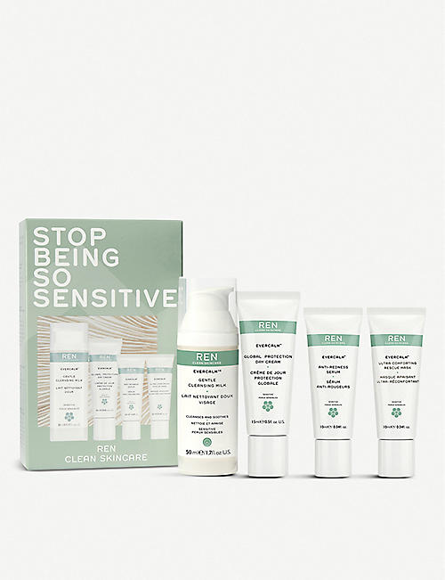 REN: Evercalm Sensitive Skin Starter Set