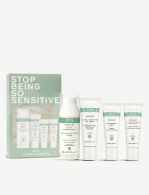 REN Evercalm Sensitive Skin Starter Set