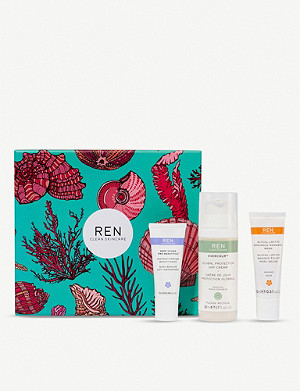 REN Face Favourites gift set