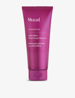 Aha/Bha Exfoliating Cleanser 200ml by Murad