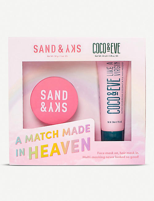 SAND & SKY A Match Made in Heaven Gift Set