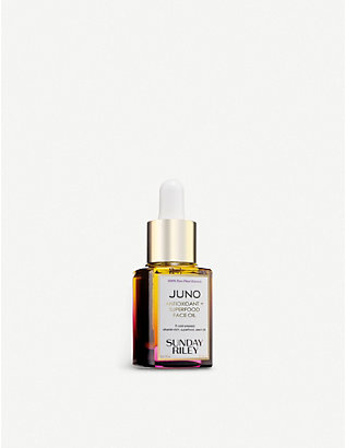 SUNDAY RILEY: Juno Antioxidant + Superfood Face Oil