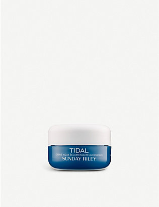SUNDAY RILEY: Tidal Brightening Enzyme Water Cream