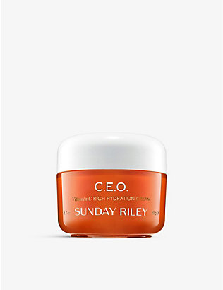 SUNDAY RILEY: C.E.O. Protect and Repair Moisturiser