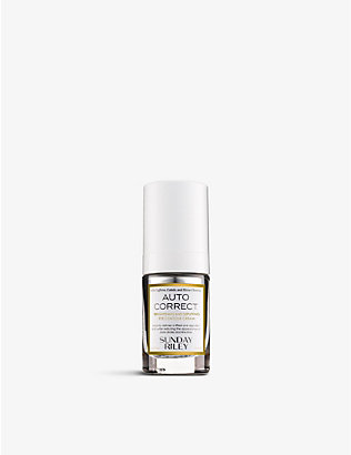 SUNDAY RILEY: Auto Correct Brightening and Depuffing Eye Contour Cream 15ml