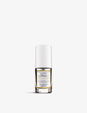 SUNDAY RILEY Auto Correct Brightening and Depuffing Eye Contour Cream 15ml