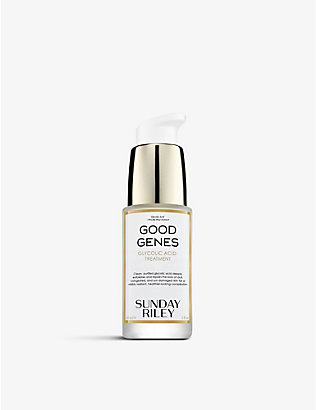 SUNDAY RILEY: Good Genes Glycolic Acid Treatment 30ml
