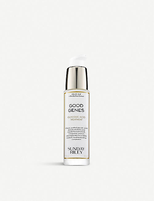 SUNDAY RILEY: Good Genes Glycolic Acid Treatment Serum 50ml