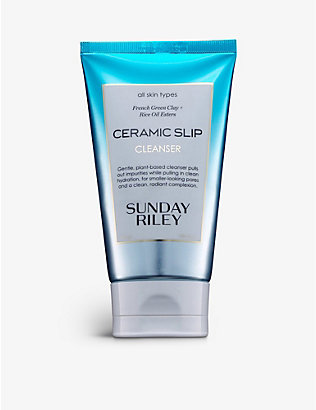 SUNDAY RILEY: Ceramic Slip cleanser 150ml
