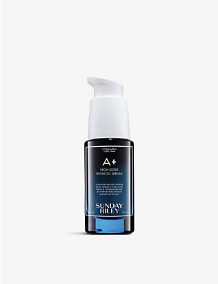 SUNDAY RILEY: A+ High-Dose Retinoid Serum 30ml