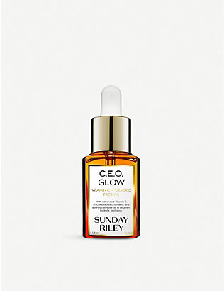 SUNDAY RILEY: C.E.O Glow Vitamin C and Turmeric Face Oil 15ml