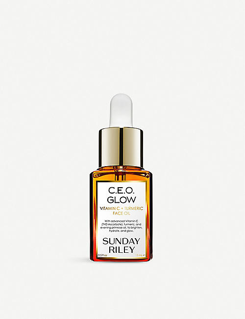 SUNDAY RILEY C.E.O Glow Vitamin C and Turmeric Face Oil 15ml