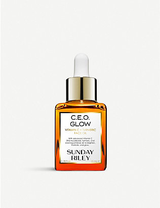 SUNDAY RILEY: C.E.O Glow Vitamin C and Turmeric Face Oil 35ml