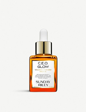 SUNDAY RILEY C.E.O Glow Vitamin C and Turmeric Face Oil 35ml
