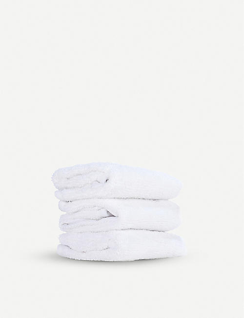 EMMA HARDIE Dual Action Cleansing Cloth pack of 3