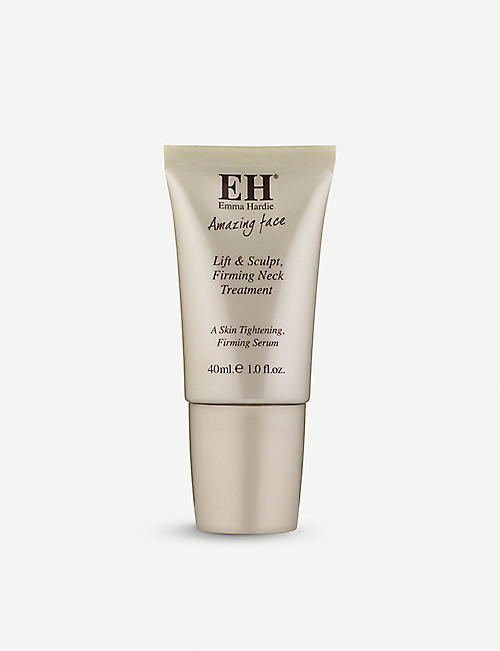 EMMA HARDIE: Lift and Sculpt, Firming Neck Treatment 40ml