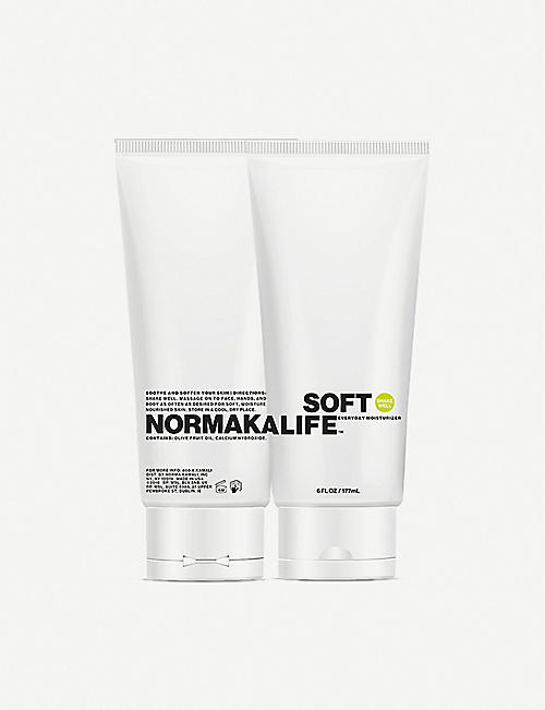 NORMAKAMALIFE SOFT everyday moisturiser 177ml