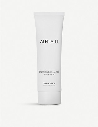 ALPHA-H: Balancing Cleanser with aloe vera 185ml