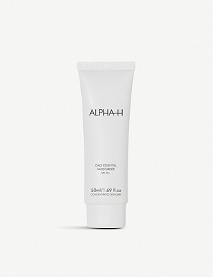 ALPHA-H Daily Essential Moisturiser SPF 50+ 50ml