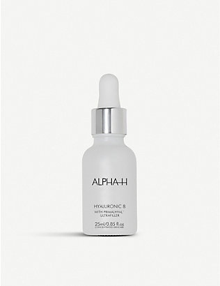 ALPHA-H: Hyaluronic 8 Super serum 25ml