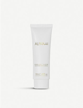 ALPHA-H: Liquid Gold 24 hour moisture repair cream with 5% glycolic acid 50ml