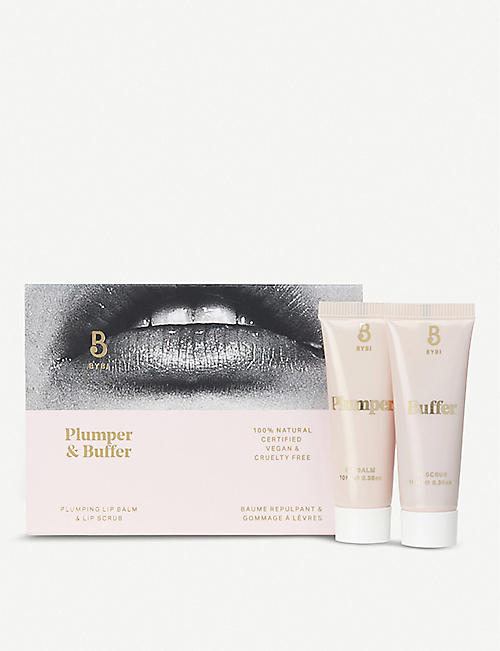 BYBI BEAUTY Buffer and Plumper lip kit