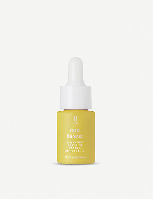 BYBI BEAUTY: CBD Booster facial oil 15ml