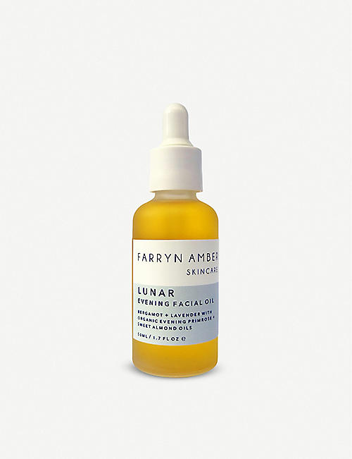 FARRYN AMBER: Lunar Facial Oil 50ml