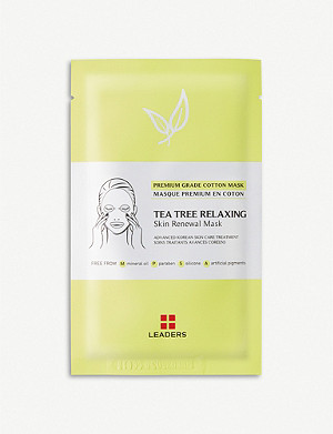 LEADERS Tea Tree Relaxing Renewal Mask 25ml