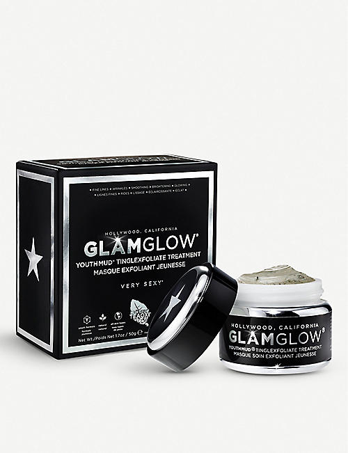 GLAMGLOW YOUTHMUD Tinglexfoliate treatment 50ml