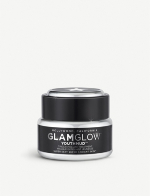 GLAMGLOW YOUTHMUD Tinglexfoliate Treatment Glam To Go 15ml