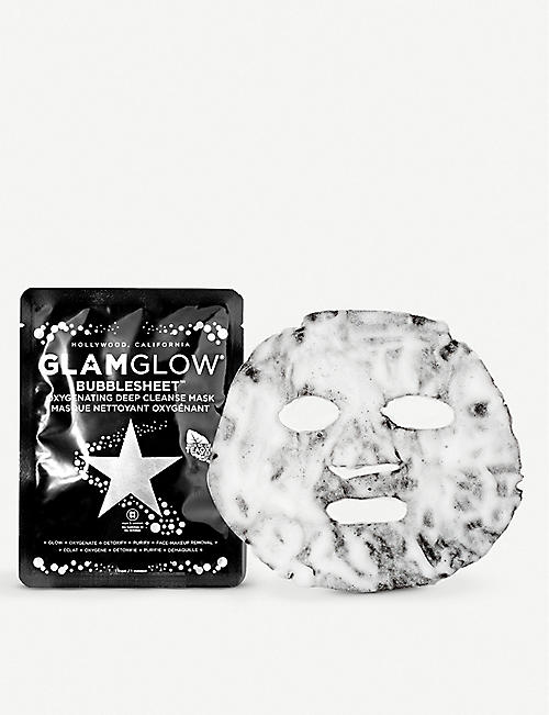 GLAMGLOW Bubblesheet Deep Cleanse mask