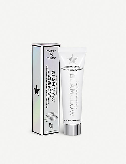 GLAMGLOW: SUPERCLEANSE™ cleanser 150g