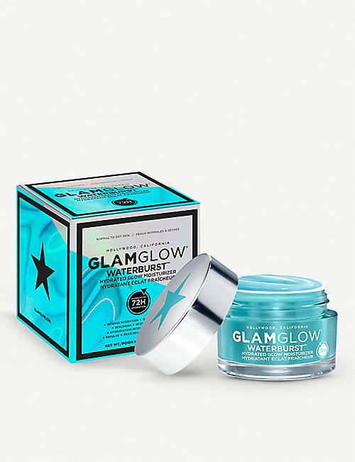 GLAMGLOW: WATERBURST Hydrated Glow Moisturiser 50ml