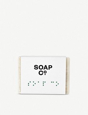 THE SOAP CO Nettle & Sage soap 125g