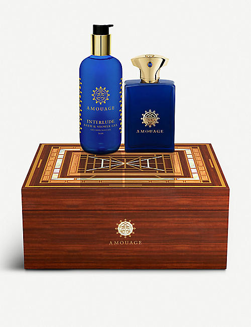 AMOUAGE Interlude Man Eau de Parfum Set