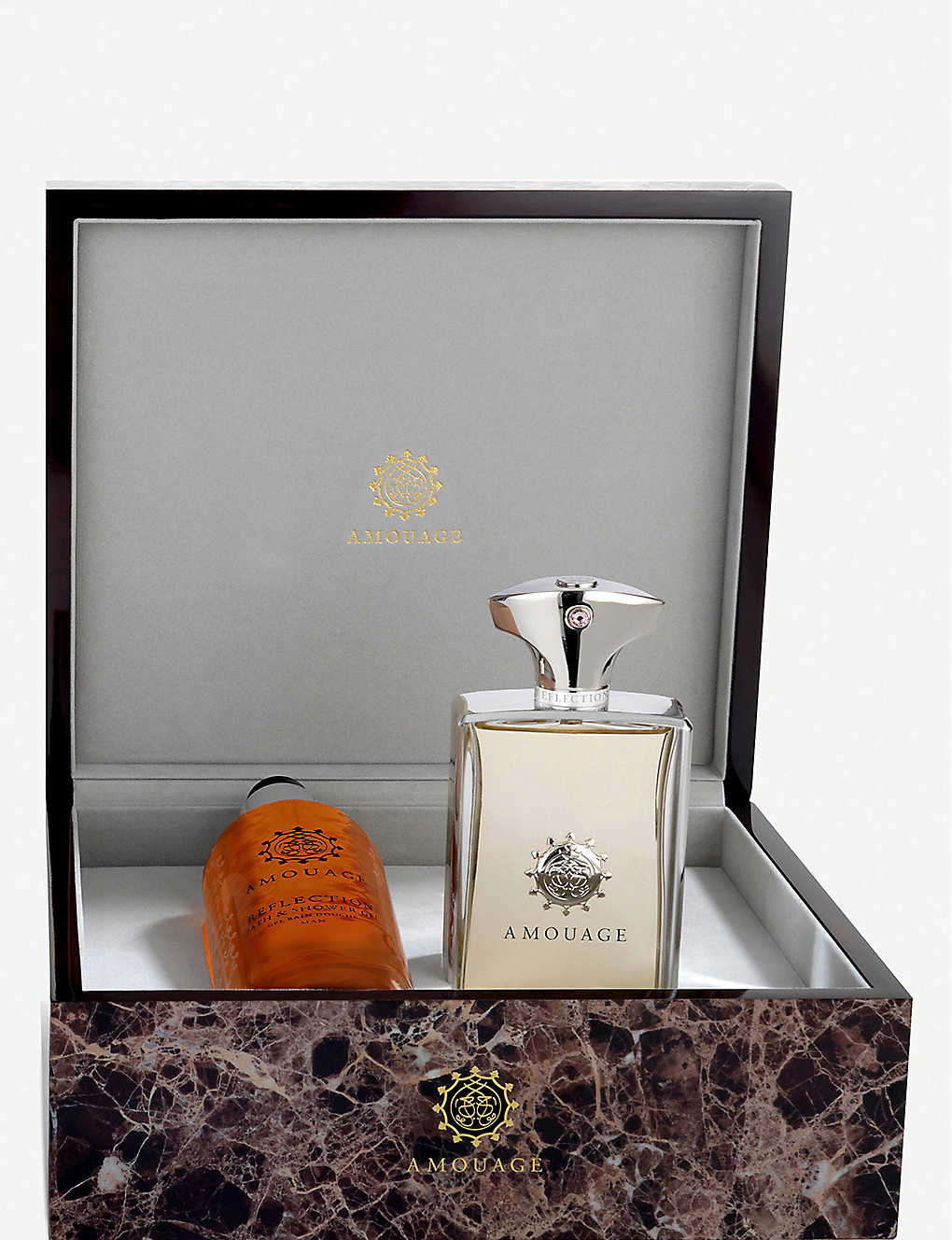 AMOUAGE: Relection Man Fragrance and Shower Gel Set