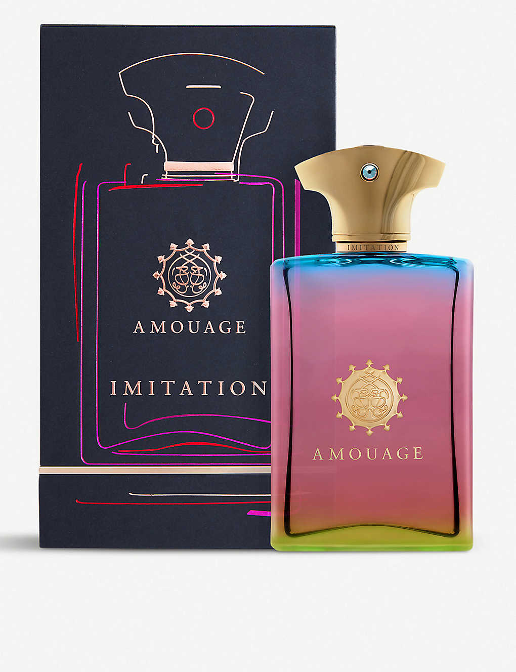 Amouage Imitation Man 100ml Eau De Parfum Selfridgescom