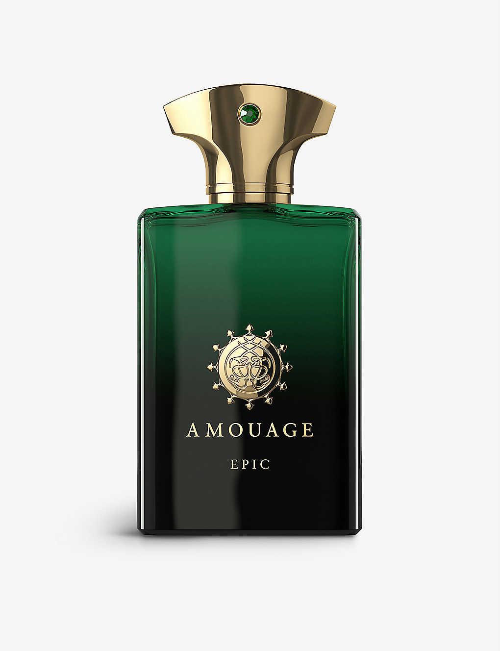 Amouage Epic Man Eau De Parfum Selfridgescom
