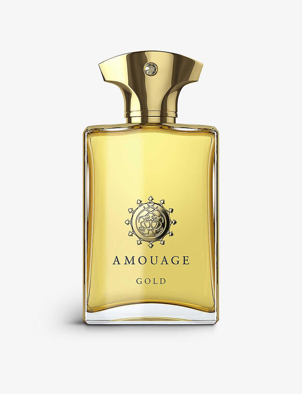 Amouage Gold Man Eau De Parfum Selfridgescom