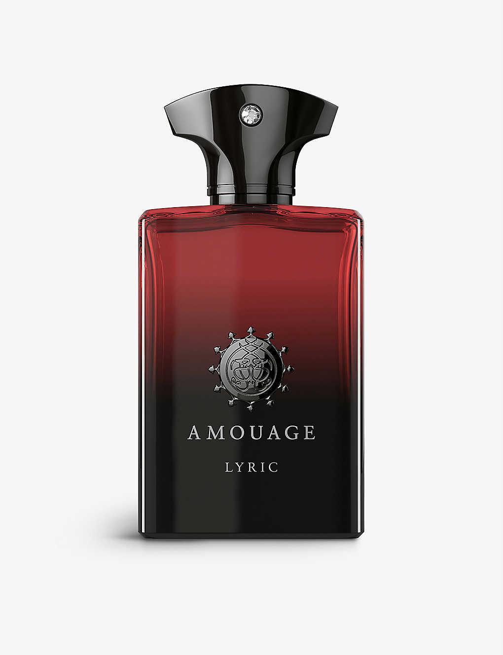 Amouage Lyric Man Eau De Parfum Selfridgescom