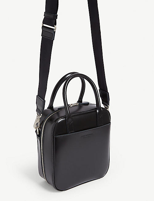 JUNYA WATANABE Top handle leather bag