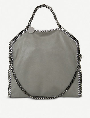 STELLA MCCARTNEY: Falabella faux-leather tote bag