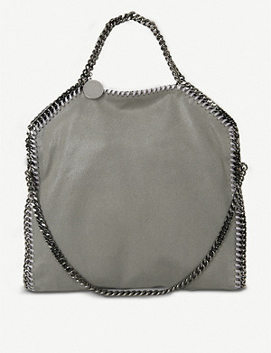 STELLA MCCARTNEY Falabella 人造麂皮单肩包