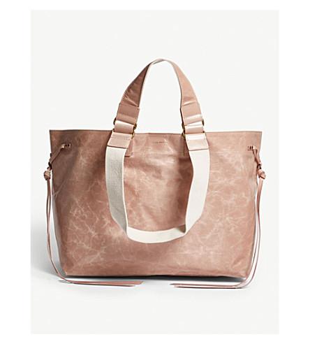 75f7ac3f4c ISABEL MARANT - Wardy leather tote | Selfridges.com