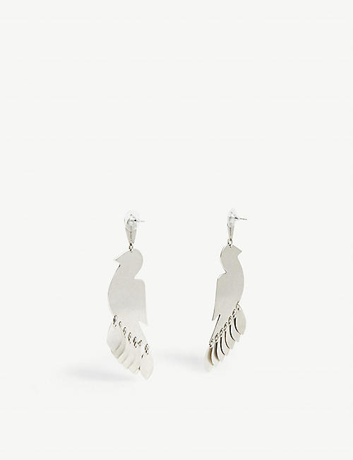 ISABEL MARANT Bird earrings